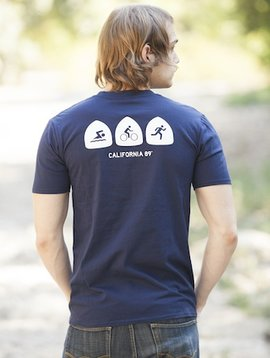 Men's Tshirt Men's Tri Tee