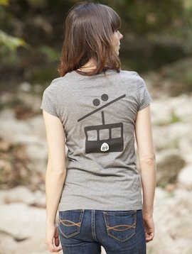 Women's T-Shirts Gondola Women's Graphic Tee