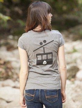 Women's T-Shirts Women's Gondola Short Sleeve Tee