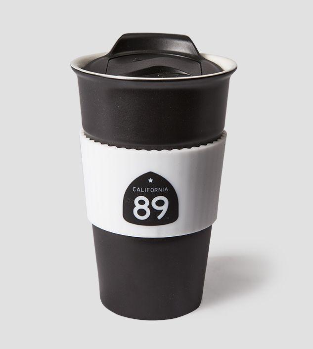 travel coffee mug california 89