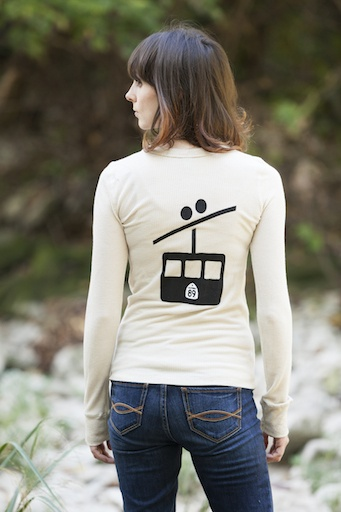 Women's Thermal Women's Long Sleeve Thermal with Gondola