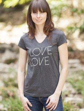 Women's T-Shirts Love Tennis Women's Tee