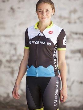 Bike Jersey Mountain Design Women's Castelli Bike Jersey