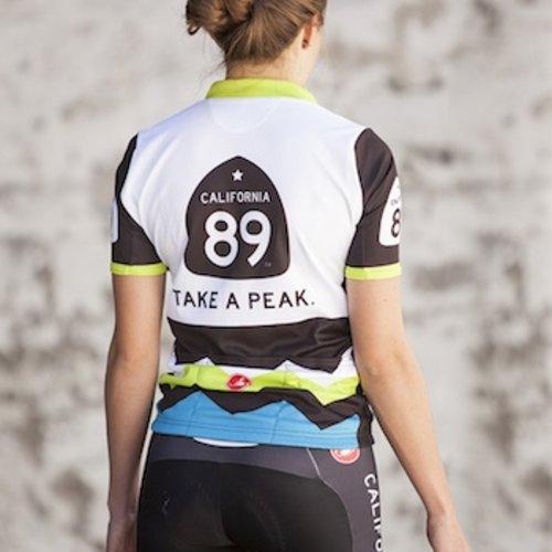 Bike Jersey Women's Mountain Design Bike Jersey