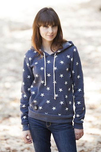 Women's sweatshirts  Women's Star Hoodie