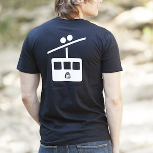 Men's Tshirt Gondola Men's Tee
