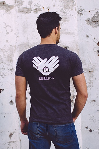 Men's Tshirt High Fives Foundation Tshirt