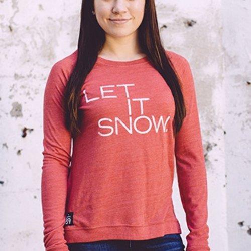 Women's shirts Let it Snow Women's Pullover