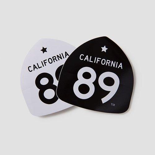 Stickers CA89 Sticker