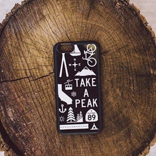 Phones CA89 Graphic iPhone Case