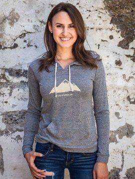 Women's Pullover Women's Lightweight Mountain Pullover