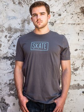 Men's Tshirt Men's Short Sleeve Roadtrip Tee Skate
