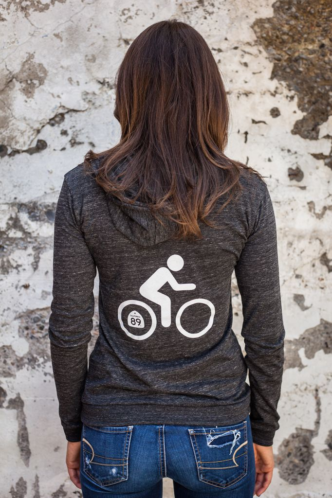 Women's Pullover Women's Sunflower Bike Pullover