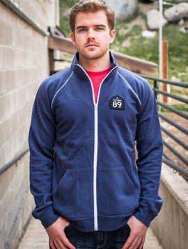 Unisex Sweatshirts Unisex Track Zip Sweatshirt