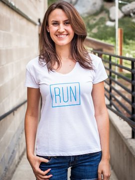 Women's T-Shirts RUN Road Trip Women's Tee