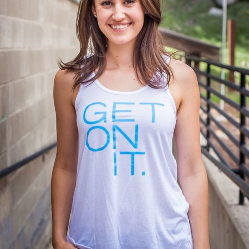 Women's Tank Women's Get on It Tank
