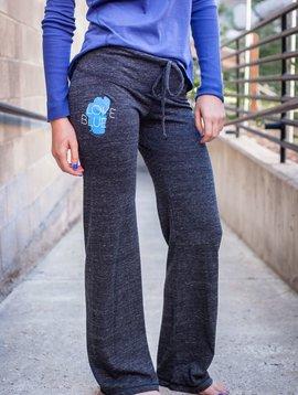 Women's Sweatpants Love Blue Women's Sweatpants