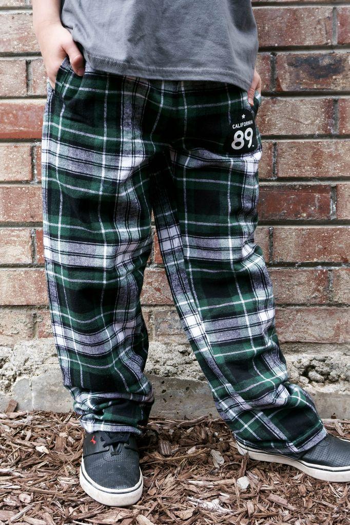 Kid Pants Kid's Pajama Bottoms