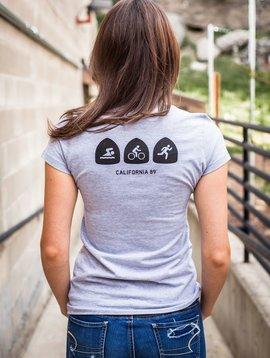 Women's T-Shirts Triathlon Women's Tee