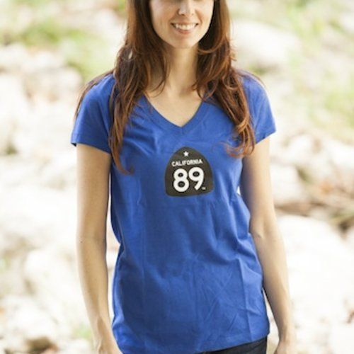 Women's T-Shirts Golf Women's V-Neck Tee