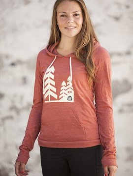 Women's Pullover Tree Lightweight Women's Pullover
