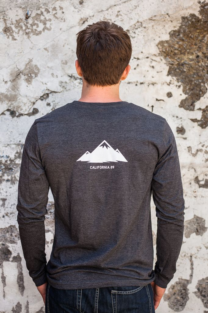Men's shirts Mountain Long Sleeve Men's Tee