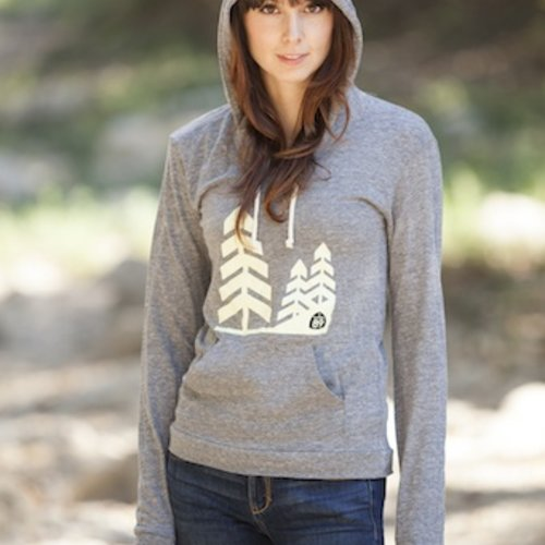 Women's Pullover Women's Lightweight Tree Pullover