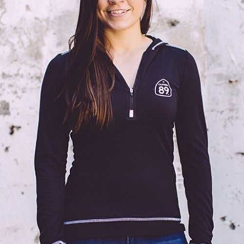 Women's Pullover Women's Athletic Hooded Pullover