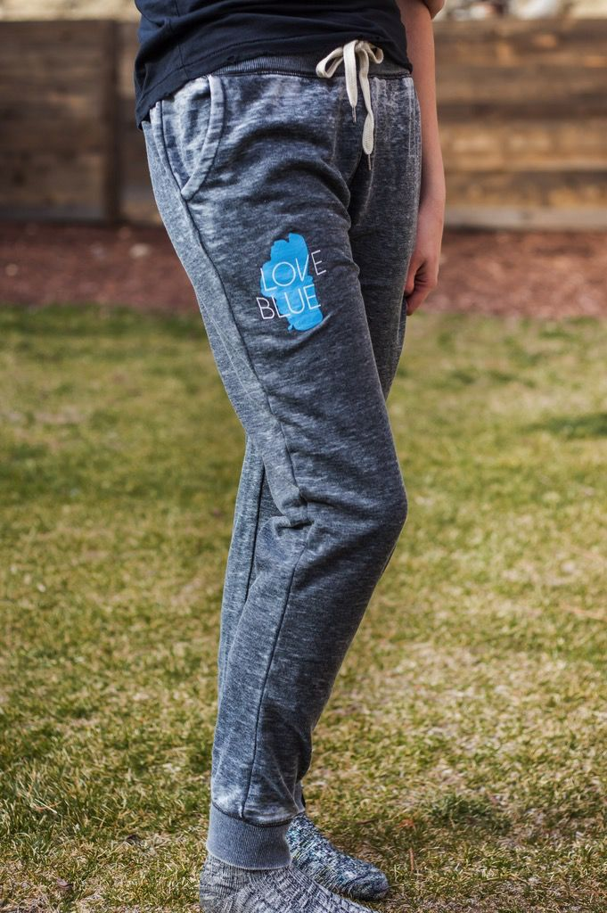 Women's Sweatpants Women's Zen Jogger Sweatpant, love blue