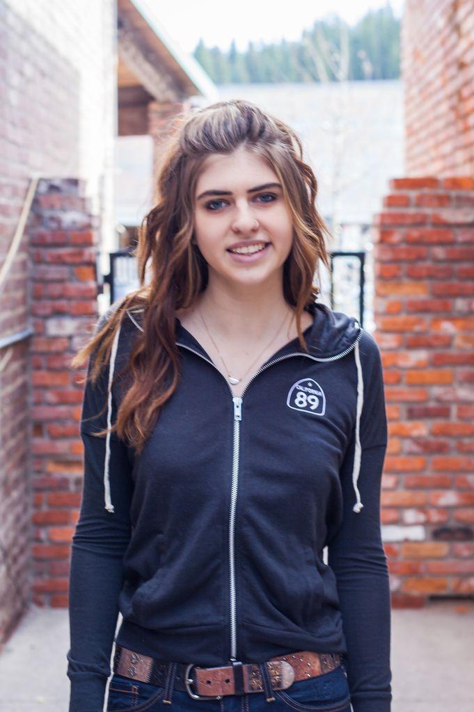 Women's Jacket Women's Cool Down Zip Hoodie