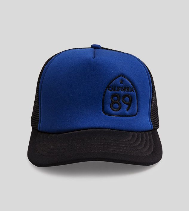Hats Trucker Hat Shield