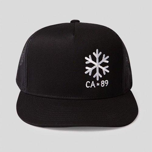 Hats Trucker Hat Snowflake