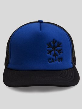 Hats Trucker Hat Snowflake