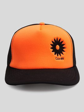 Hats Trucker Hat Sunflower