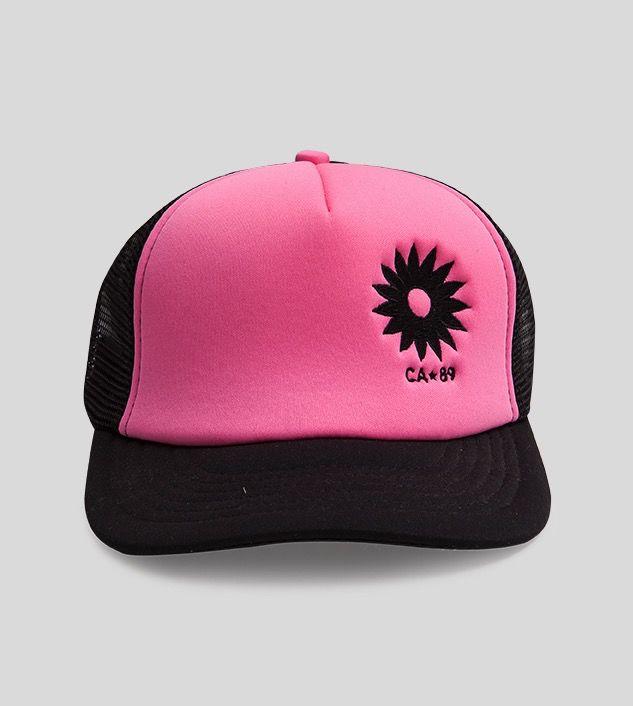 Hats Trucker Hat Sunflower