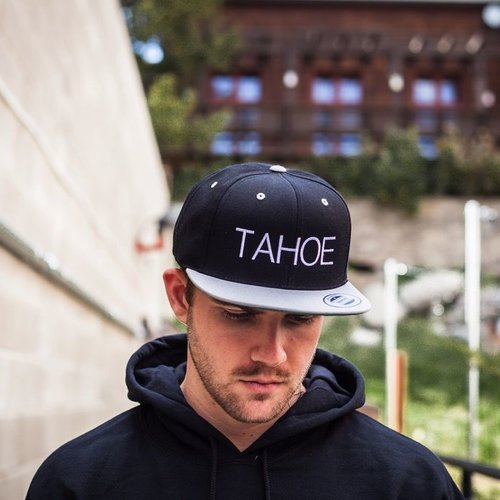Hats Flattop Snapback Tahoe