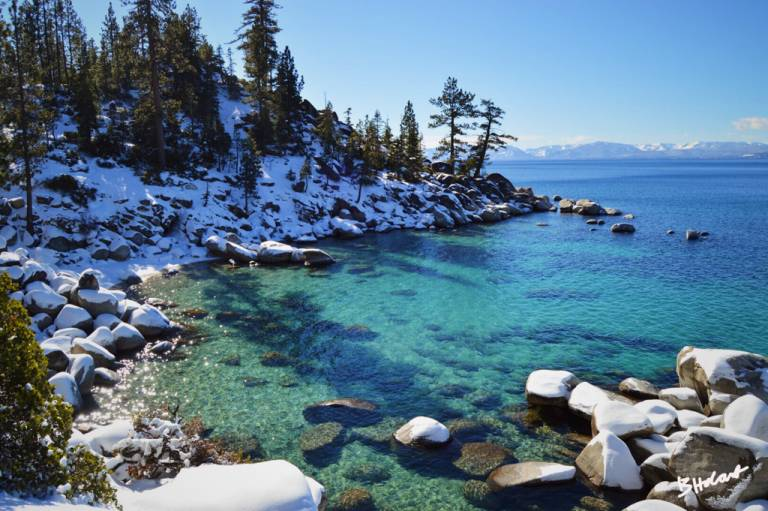 Why April is the best month in Tahoe