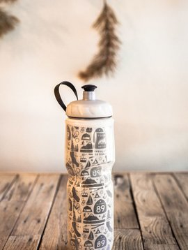 Water Bottle Polar Water Bottle with CA89 Mural