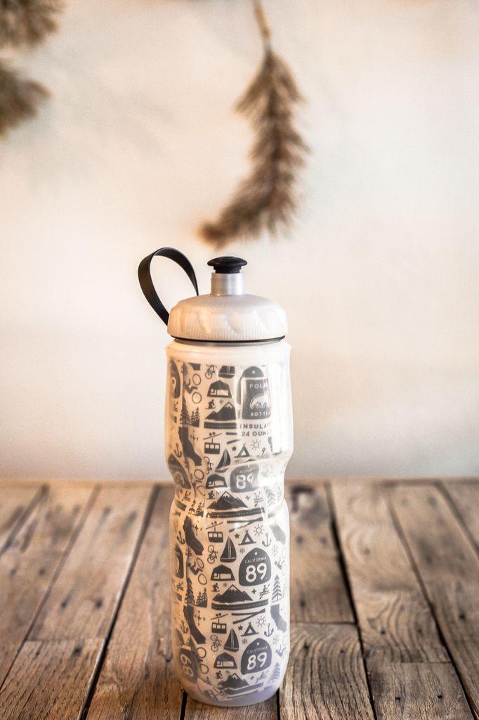 Polar Bottle Ca89 Mural Polar Water Bottle