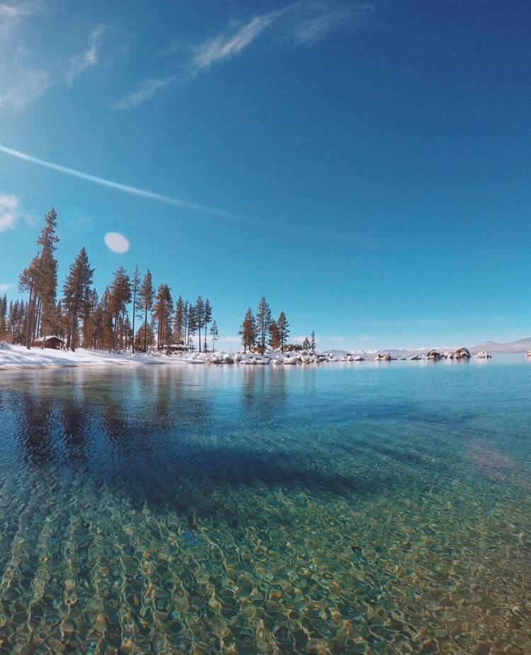 Britt Hobart's Top 5 Photography Spots in North Lake Tahoe
