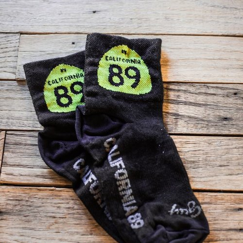 Sock Guy California 89 Sock Guy Bike Socks
