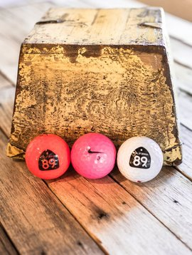 Golf balls CA89 Golf ball Sleeve