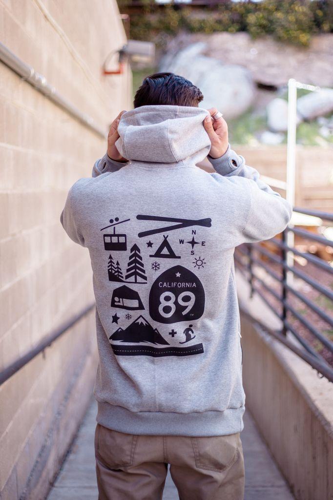 Men's Sweatshirts Men's Ehoto Tall Hoodie