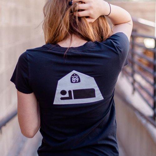 Women's T-Shirts Women's Short Sleeve Camping