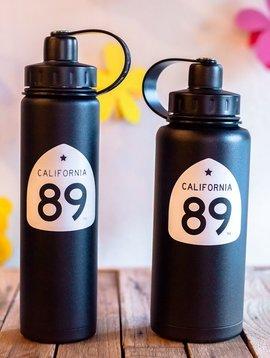 Water Bottle California 89 Eco Vessel water Bottle