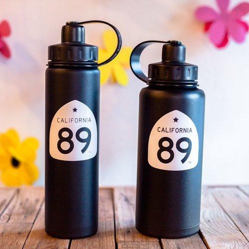 Water Bottle 24 oz Eco Vessel Water Bottle