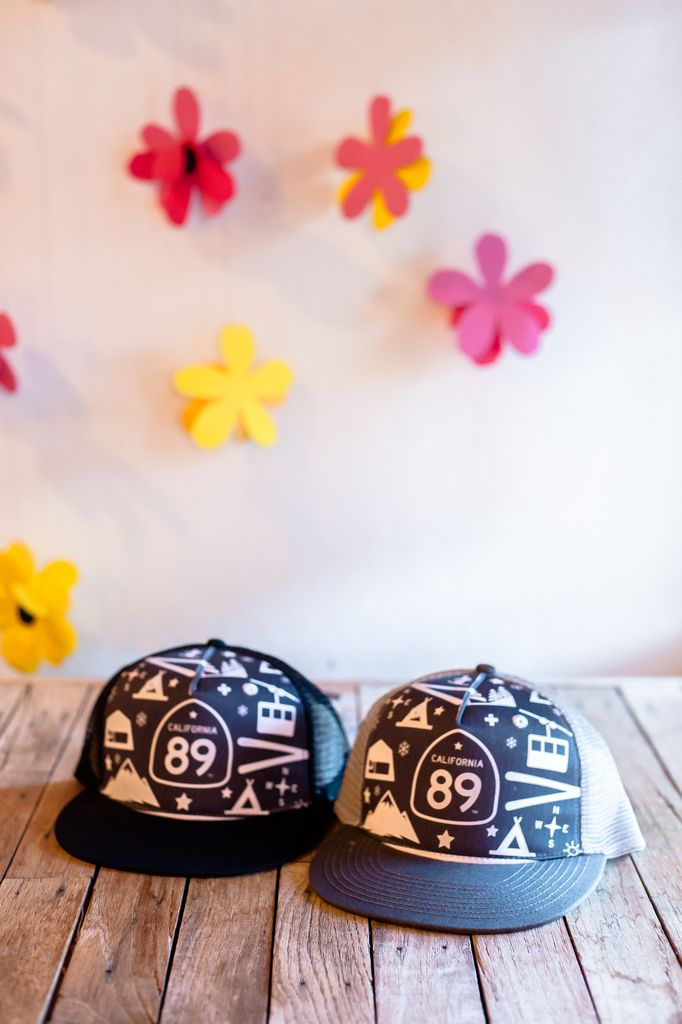 Hats California 89 Trucker Hat