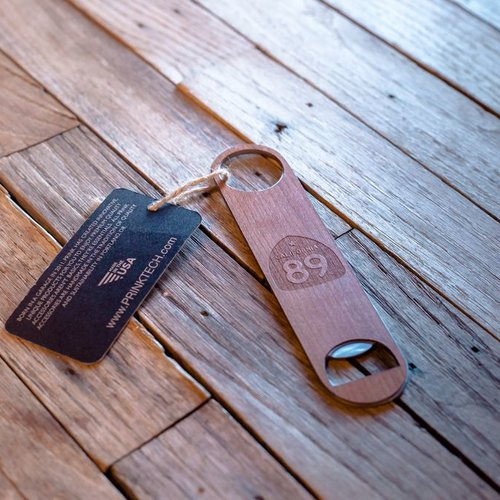 Bottle Openers California 89 Wooden Bottle Opener