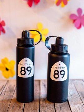 Water Bottle 32 oz Eco Vessel Water Bottle