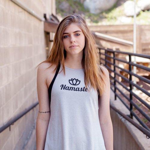 California 89 VIP Namaste Women's Tank